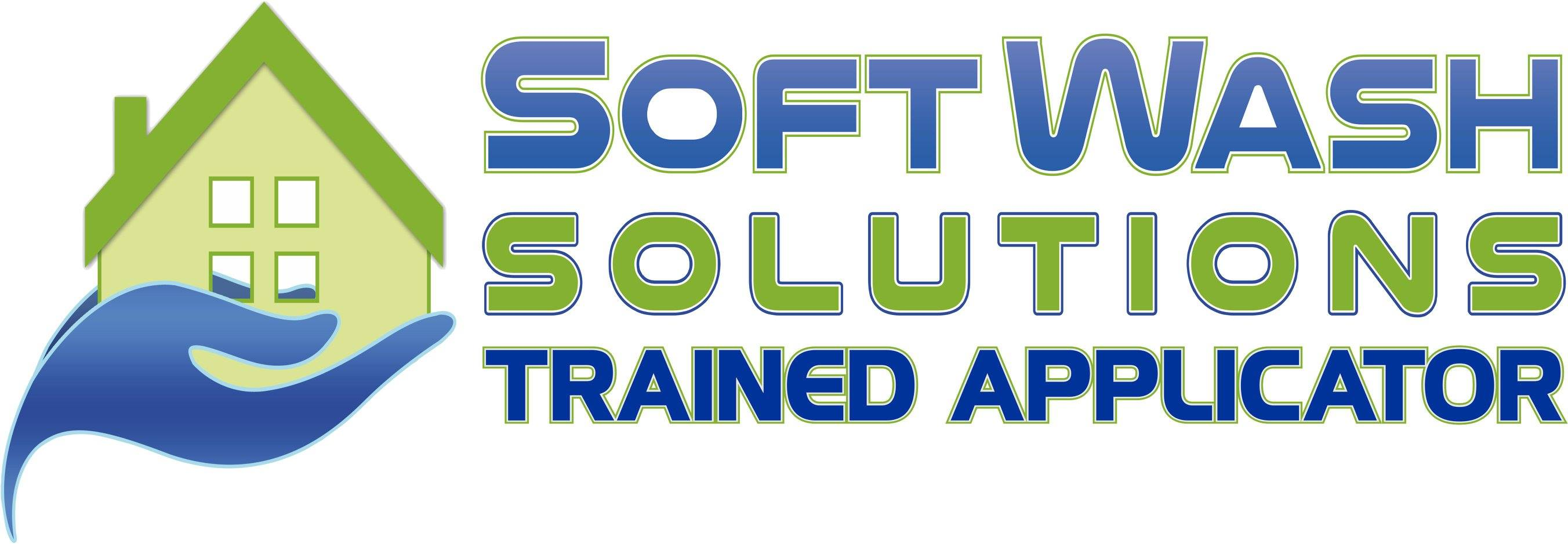 SoftWash Solutions Trained Applicator